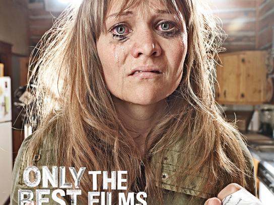 Calgary International Film Festival Print Ad -  Stephanie
