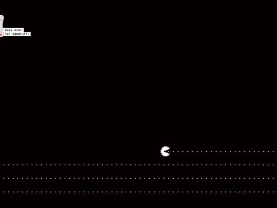 Stiprox Print Ad -  Pacman