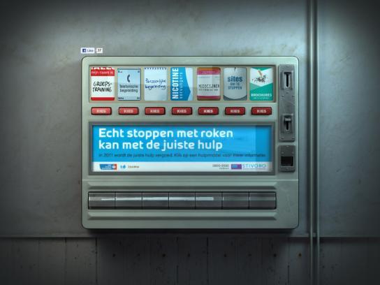 Stivoro Digital Ad -  The Quitting Machine