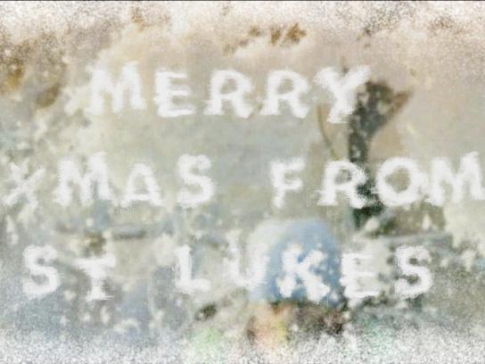 St Luke's Digital Ad -  Global Snowball Fight