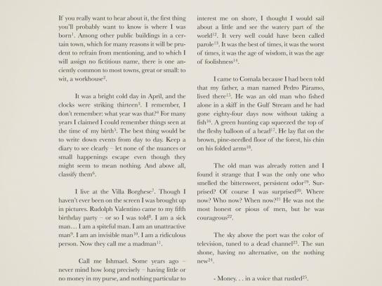 Gandhi Bookstores Print Ad -  Story I
