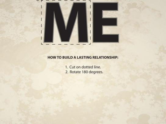 Strongermarriage.com Print Ad -  Me