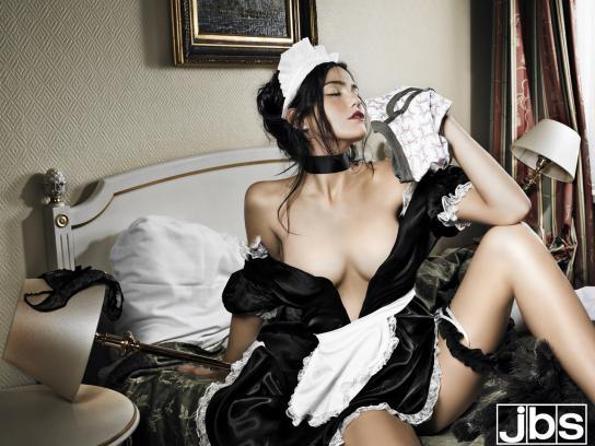 jbs Print Ad -  Maid