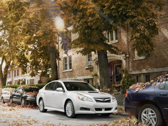 Subaru Print Ad -  Respect, 1