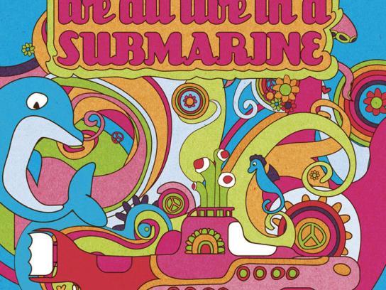 Expertwhitening Print Ad -  Submarine