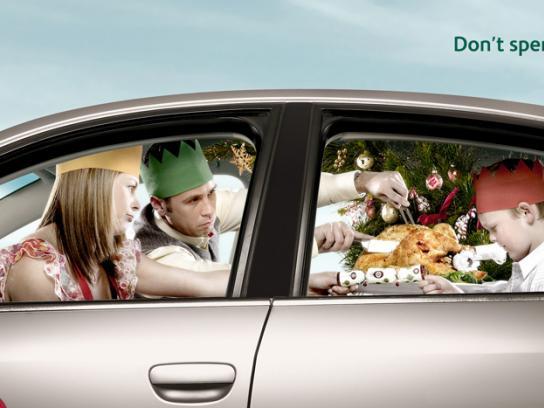 Suna Print Ad -  Christmas