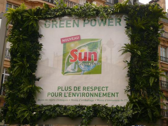 Sun Outdoor Ad -  Plants