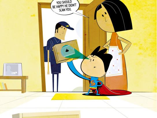 Flipkart Print Ad -  Super Kidding - Original Products