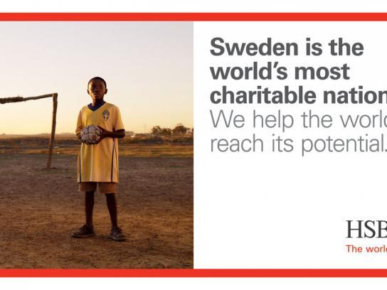 HSBC Print Ad -  Sweden