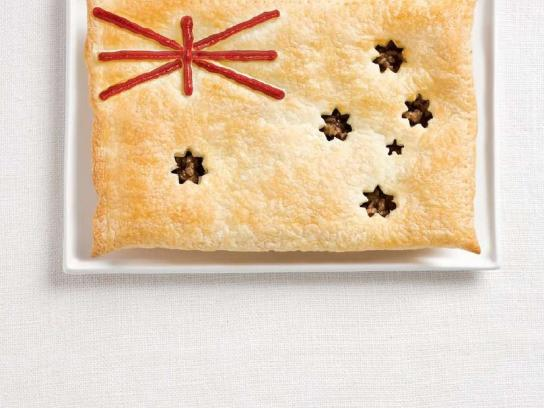 Sydney International Food Festival Print Ad -  Flags, Australia