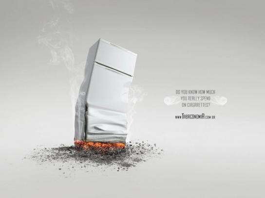 Calculates Tobacco Costs, Fridge