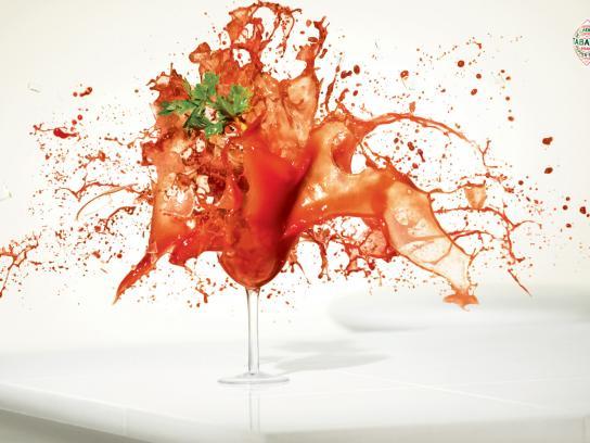 Tabasco Print Ad -  Tomato