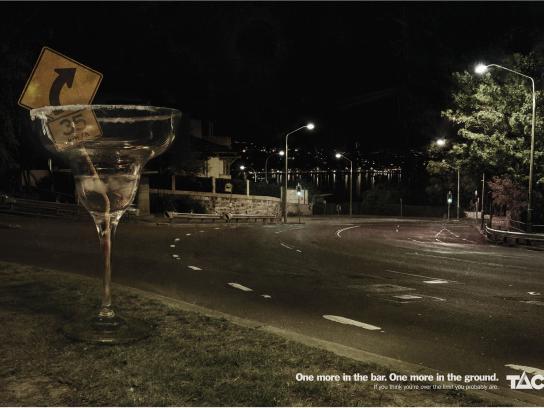 TAC Print Ad -  Margarita
