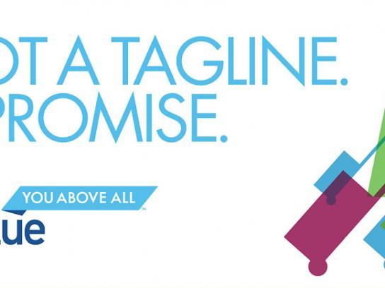 JetBlue Print Ad -  Tag