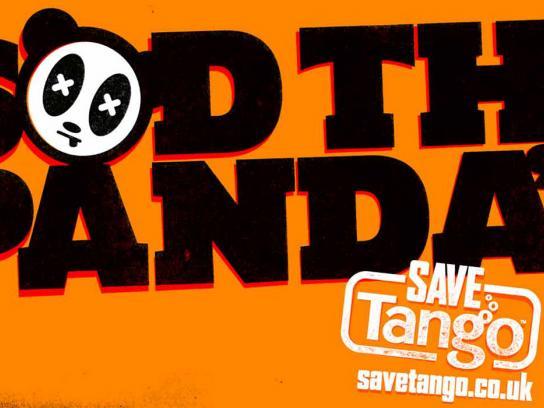 Tango Print Ad -  Panda