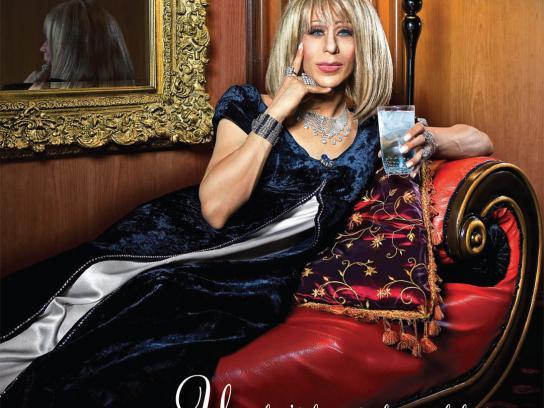 Unicef Print Ad -  Celebrity, 1
