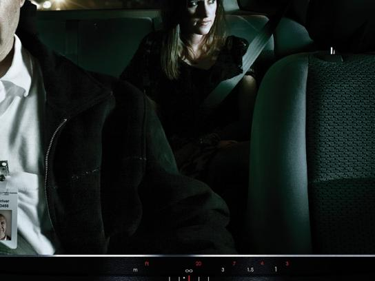 The Department of Transport Print Ad -  Backseat
