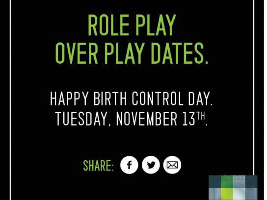 Sir Richard's Condoms Print Ad -  Happy Birth Control Day, 5