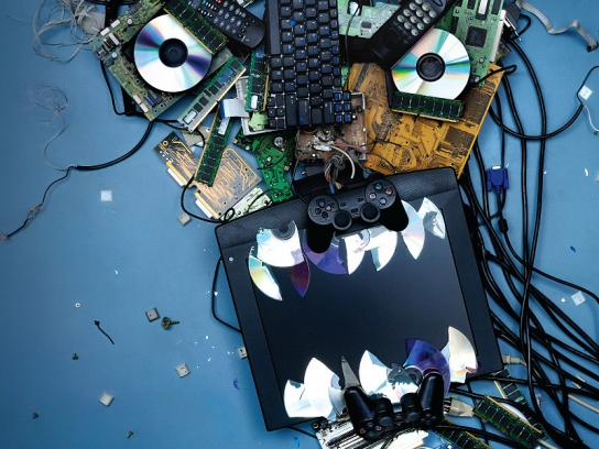 Technology Monster