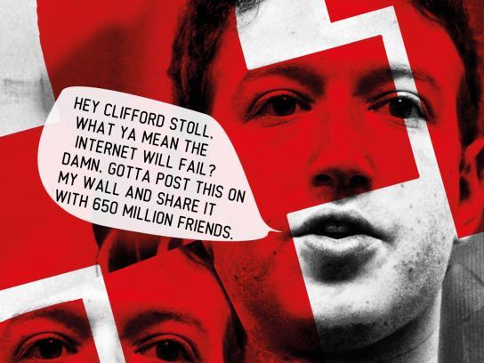 TED Print Ad -  Zuckerberg
