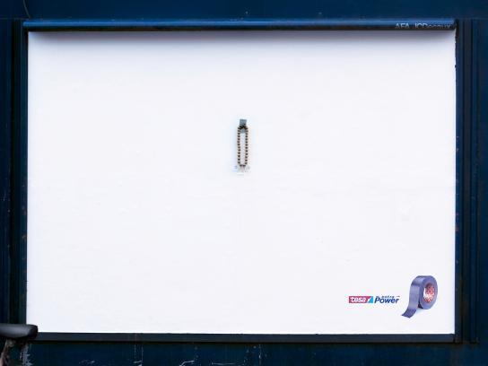 Tesa Print Ad -  Necklace