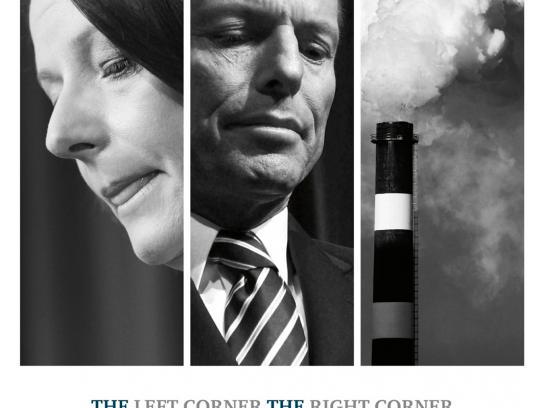 The Australian Print Ad -  Carbon Tax
