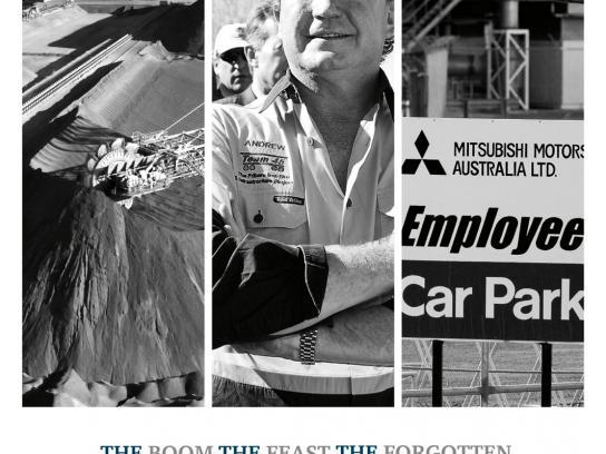 The Australian Print Ad -  Mining Boom