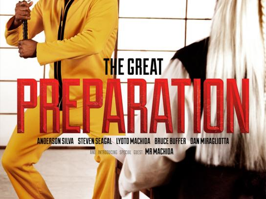 Budweiser Outdoor Ad -  The Great Preparation, 3