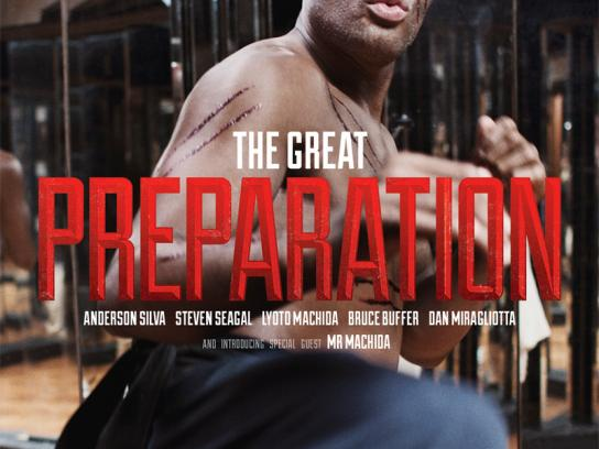 Budweiser Outdoor Ad -  The Great Preparation, 4