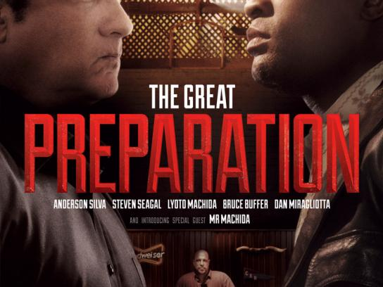 Budweiser Outdoor Ad -  The Great Preparation, 5