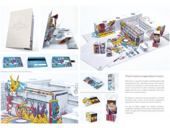 Y&R Direct Ad -  The Imaginarium Of Extraordinary Ideas
