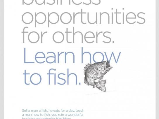 The Namibia Procurement Fund Print Ad -  Fish
