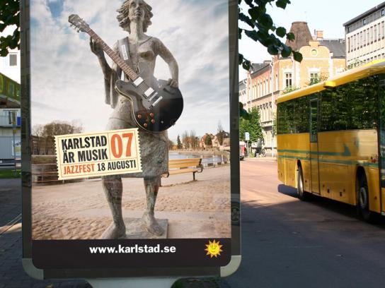 Karlstad är musik