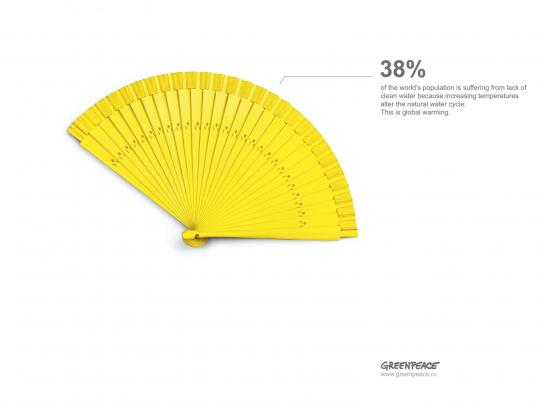Greenpeace Print Ad -  Thirty-eight