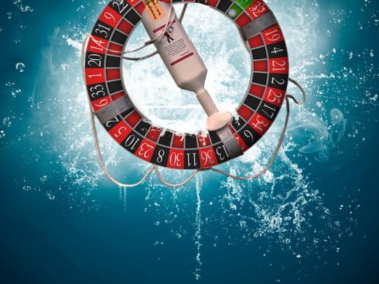 Telenor Print Ad -  Calling all gamblers, 2