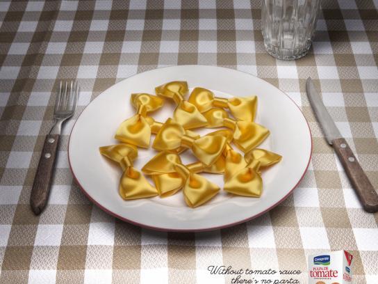 Conaprole Print Ad -  Tomato sauce, 2
