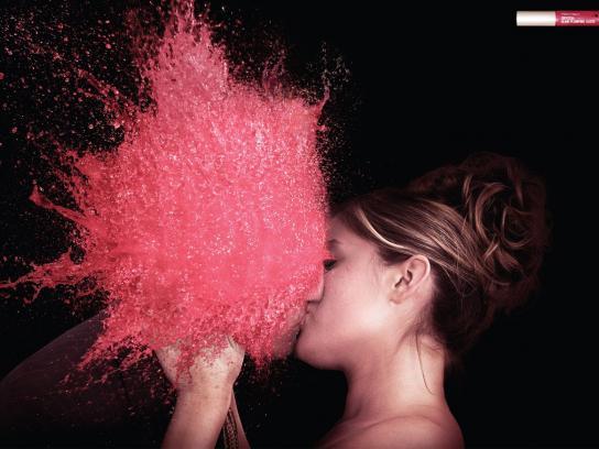 Tony Moly Print Ad -  Kiss, 2