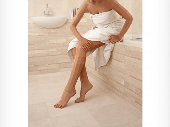 Parissa Print Ad -  Towel