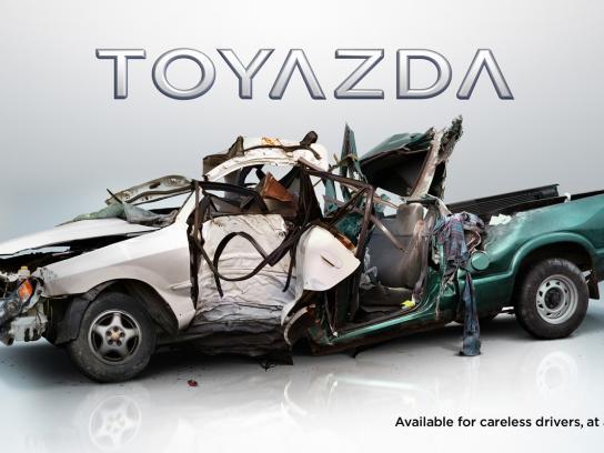 Road Safe Hawkes Bay Print Ad -  Toyazda