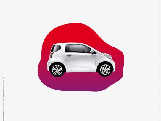 Toyota Print Ad -  Airbag