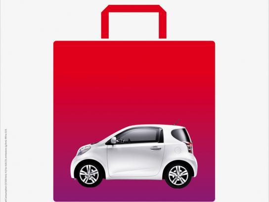 Toyota Print Ad -  Bag