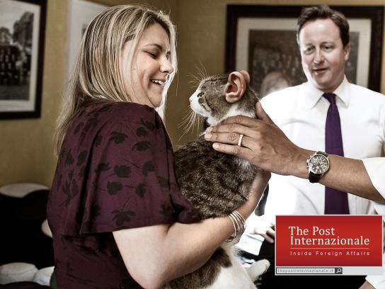 The Post Internazionale Print Ad -  Cameron