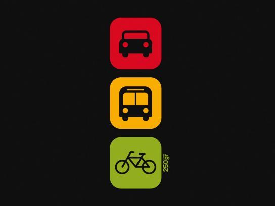 Solidarity Causes Print Ad -  Transport