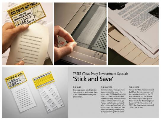 Stick & Save