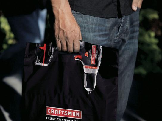 Craftsman Tools Direct Ad -  Drill bag