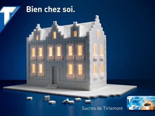 Tiense Suiker Print Ad -  Townhouse