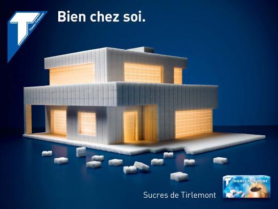 Tiense Suiker Print Ad -  Villa