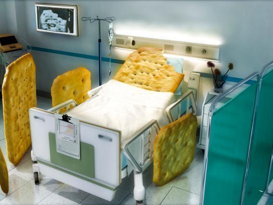 Tuc Print Ad -  Hospital