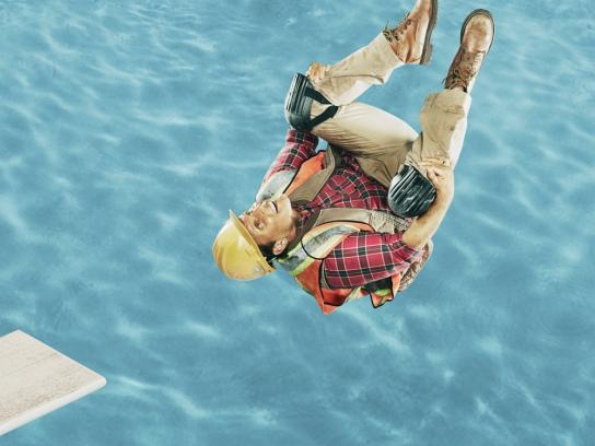 Fairmont Hot Springs Resort Outdoor Ad -  Tuck