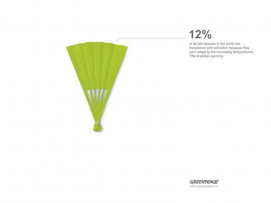 Greenpeace Print Ad -  Twelve